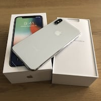 Apple Iphone x 256gb  null