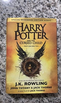Harry Potter and the Cursed Child Toronto, M8Z 0E3