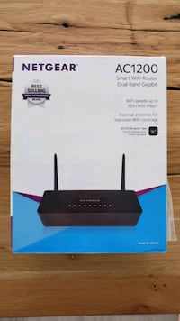 Wireless dual band gigabit router