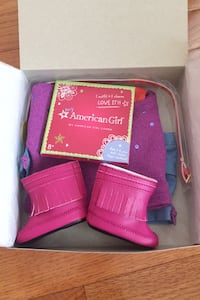 American Girl Sparkly Camp Outfit  Herndon, 20171