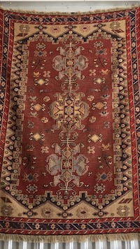 Brown and black area rug Bethesda, 20816