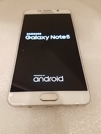 SAMSUNG GALAXY NOTE 5 *WHITE* 32GB *UNLOCKED TO ALL CARRIERS* Mississauga