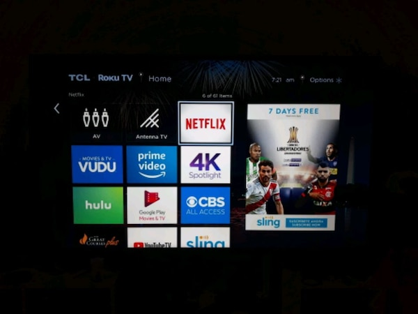 55 inch tcl smart tv