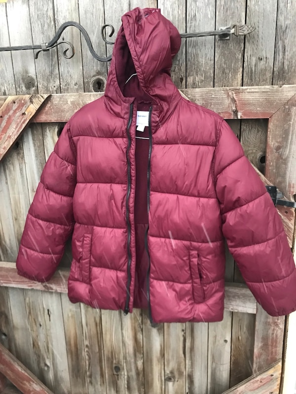 e59f777985c1 Used and new bubble jacket in West Jordan. purple zip-up bubble jacket