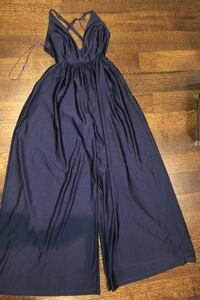 Urban Outfitters Formal Silk Jumpsuit