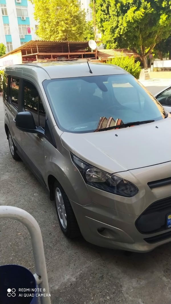 2015 Ford Tourneo Courier  1.6 L TDCI 95PS TREND a90dd460-5460-4b1b-a90d-bedf5cfd11a9