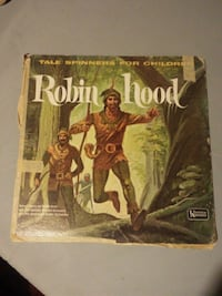 Tale Spinners for Children Robinhood book Cumberland, 21502