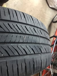 205/55R16 tires almost brand new Dorval