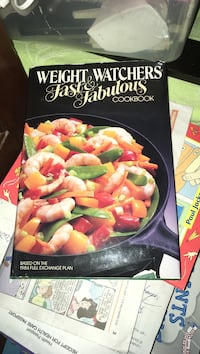 Weight and Watchers cookbook Columbia, 21046