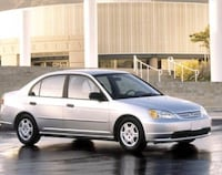 Honda - Civic - 2002 Sterling Heights