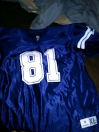 dallas cowboys XL Jersey Edmonton, T6K 2B5