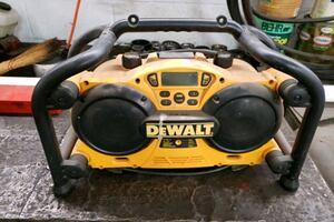 Dewalt DCO11 WORKSITE RADIO/CHARGER 7.2-18V