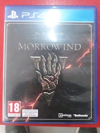Elder scroll morrowind ps4 Ragıp Bey, 45200