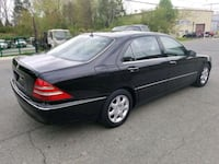 "2000 Mercedes benz s500 "" Fully loaded  Woodbridge, 22193"