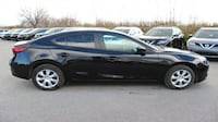 2015 Mazda Mazda3 GX-SKY - Black - Manual - 61,424 km Laval