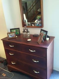 3 Drawer Dresser with Mirror Manassas, 20110