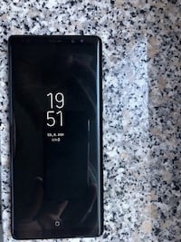 Samsung Galaxy Note 8 - SM-N950F - 64GB - Midnight Black OSLO