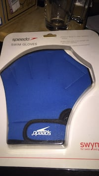 speeda swim gloves
