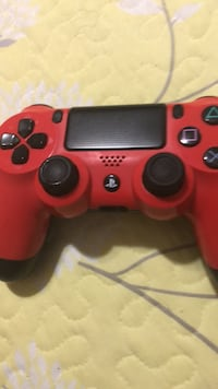 red Sony PS4 wireless controller Surrey, V3W 5Y1