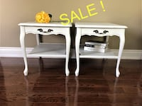 French Provincial Side Tables Mississauga