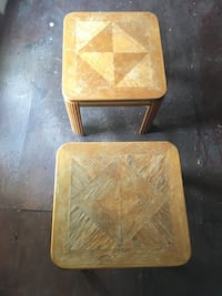 A matching set of tables in a good condition  Salem, 97302
