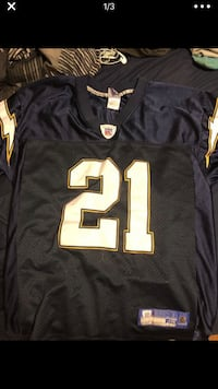 2004 LT chargers jersey  274 mi