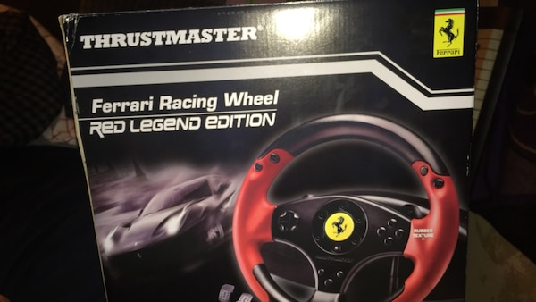 Thrustmaster Ferrari Racing Wheel Ps3pc