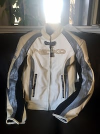 Nexo N-Force Sport Motorcycle  Leather Jacket London, N6E 1V4