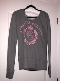 Grey hoodie - Joshua Perets (BRAND NEW) Laval, H7T 2T7
