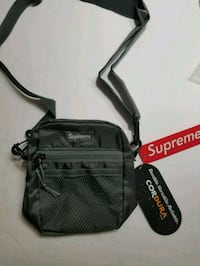 Supreme grey shoulder bag Surrey, V3R 4J6