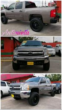 Chevrolet - Silverado 1500 - 2013 Houston