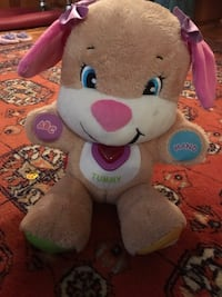 Laugh and learn fisher price toy