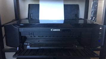 Cannon iP8720 wireless wide format photo printer