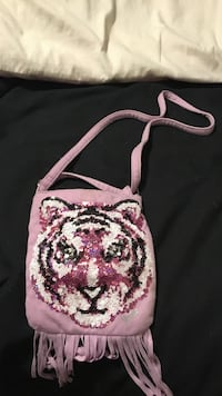 women's purple sling bag Airdrie, T4B 2S8