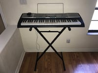 Casio LK-220 Electronic Keyboard with stand Englewood, 34224
