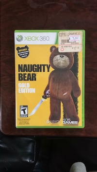 Naughty Bear Gold Edition Merrimac, 01860