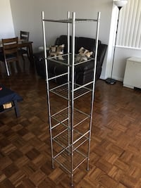 Storage Rack Stainless Alexandria, 22312