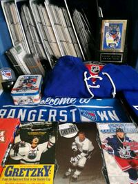 Hockey Card & Memorabilia Collection