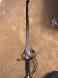 Toledo sword made in Spain Virginia Beach, 23453