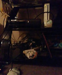 black TV stand Gloversville, 12078