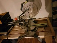 gray and black miter saw Surrey, V3S 5G6
