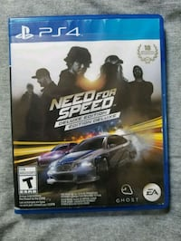 Need For Speed PS4 Los Angeles, 90058