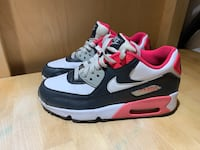 Nike Air Max 2016 4Y Woman's Size 6US