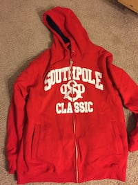 Southpole classic red hoodie size XL Cockeysville, 21030