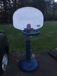 Toddler basketball net