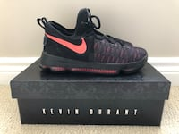 Nike KD 9's Basketball Shoes Richmond Hill, L4C 2L4
