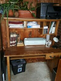 FREE Large computer desk / craft table