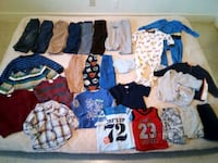 28 piece Toddler Boy clothes sz 24mth/2T ~ All Info in Post