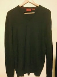 Hugo Boss Sweater Mens Medium - Dark Navy Toronto, M6K 3G1