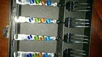 Brand new collection fork and butter knif